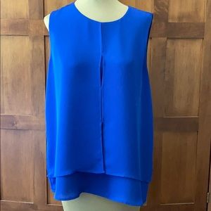 Laundry women's summer sleeveless blouse